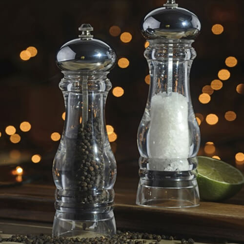 English Tableware Company Salt and Pepper Mills