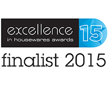 Excellence in Housewares Finalist 2015
