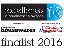 Excellence in Housewares Finalist 2016
