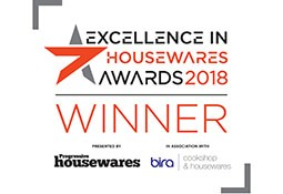 Excellence in Housewares Award 2018