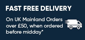 Fast, Free Delivery