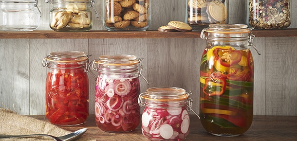 Shop All Food Storage & Preserving