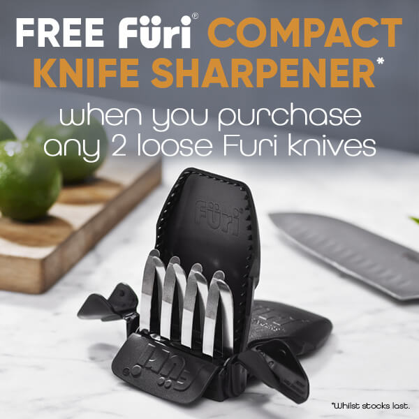 Furi Knives Free Knife Sharpener Offer