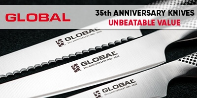 Global 35th Anniversary Knives