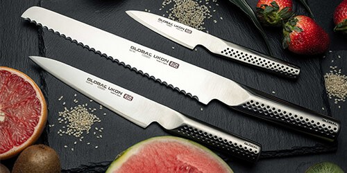 Global Ukon Series Knives