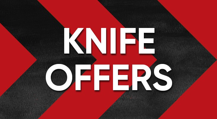 Knife offers