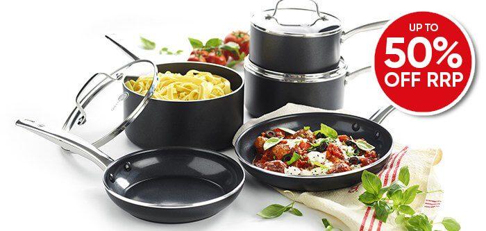 Greenpan Cookware Sets