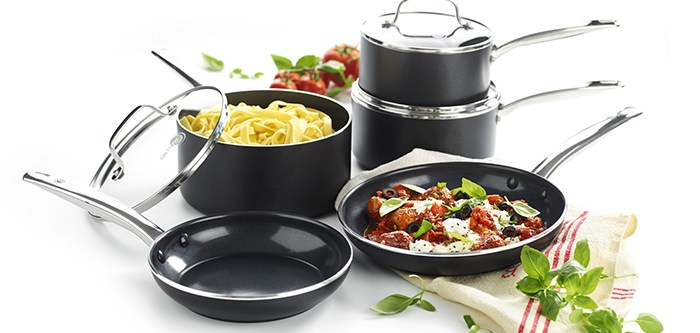 Greenpan Cookware Sets