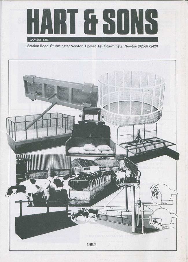Harts Agricultural Brochure