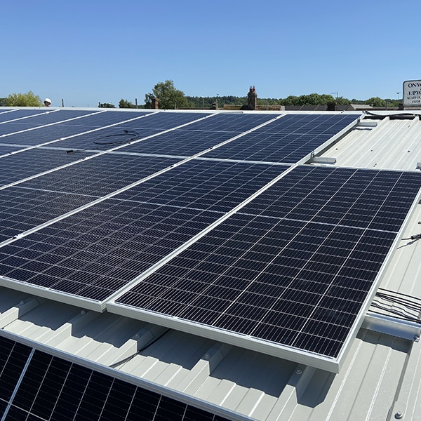 Harts Solar Panels