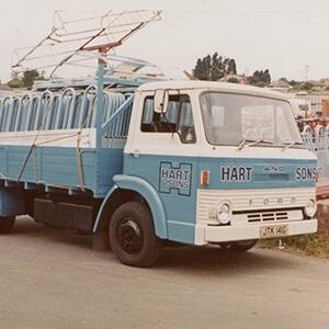 Harts Truck