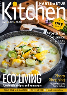 Harts Kitchen Magazine - Issue 15