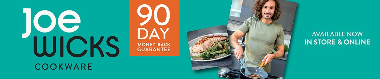 Joe Wicks 90 Day Money Back Guarantee