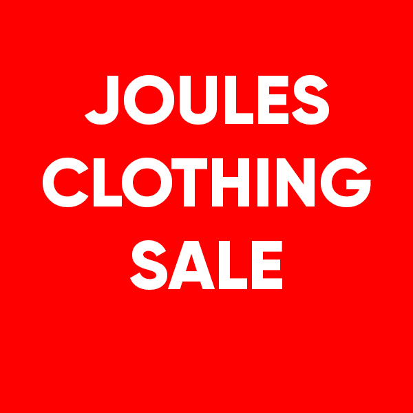 Joules Clothing Sale