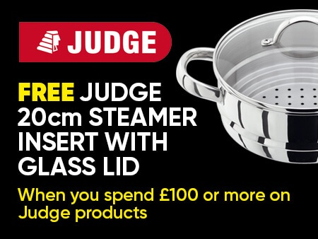 Judge Steamer Offer