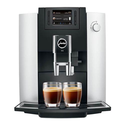 Jura E6 Coffee Machine