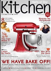 Harts Kitchen Magazine - Issue 1