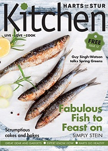 Harts Kitchen Magazine - Issue 12