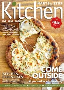 Harts Kitchen Magazine - Issue 16