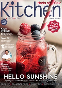 Harts Kitchen Magazine - Issue 3