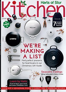 Harts Kitchen Magazine - Issue 5