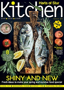 Harts Kitchen Magazine - Issue 6