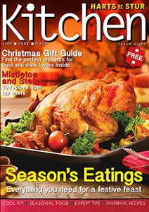 Harts Kitchen Magazine - Issue 8
