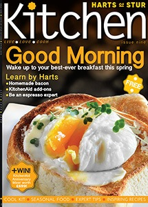 Harts Kitchen Magazine - Issue 9