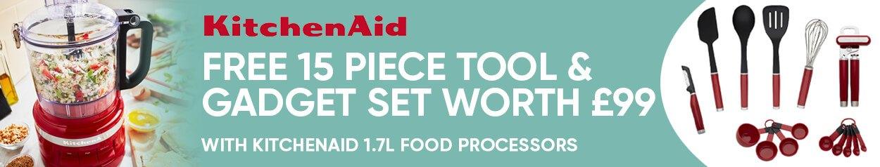 KitchenAid Food Processor August Promotion
