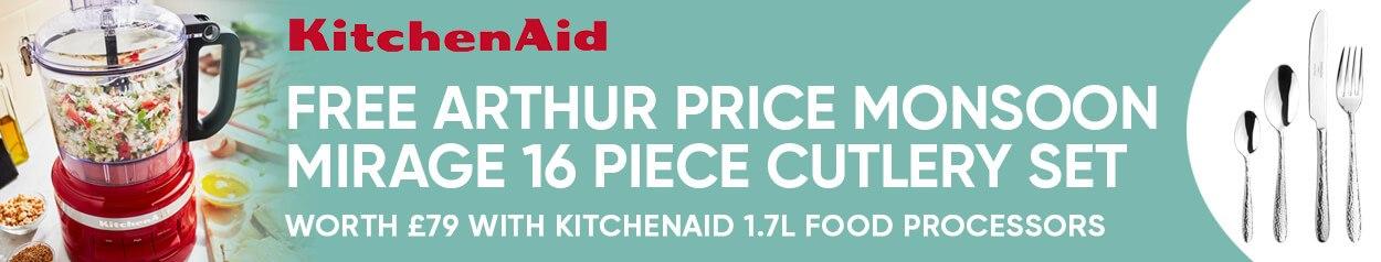 KitchenAid Food Processor Autumn Promotion