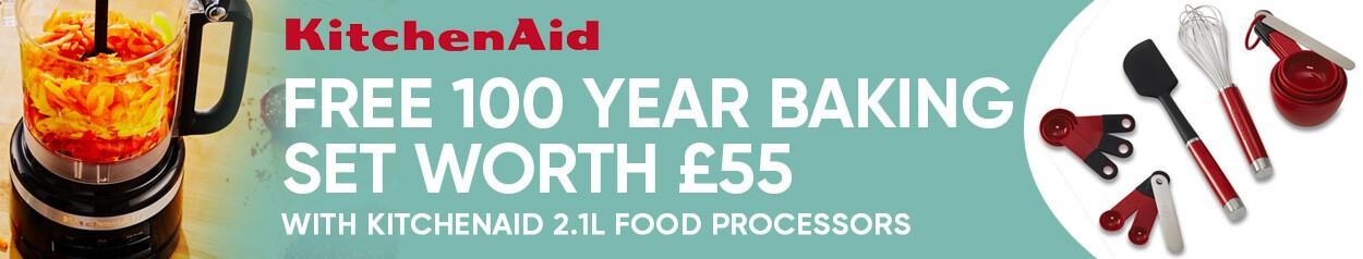 KitchenAid 2.1L Food Processor GWP January 2020