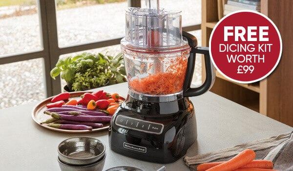 KitchenAid 3.1L Food Processor