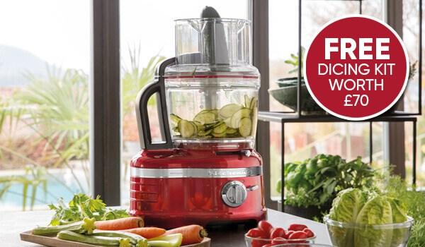KitchenAid 4L Food Processor