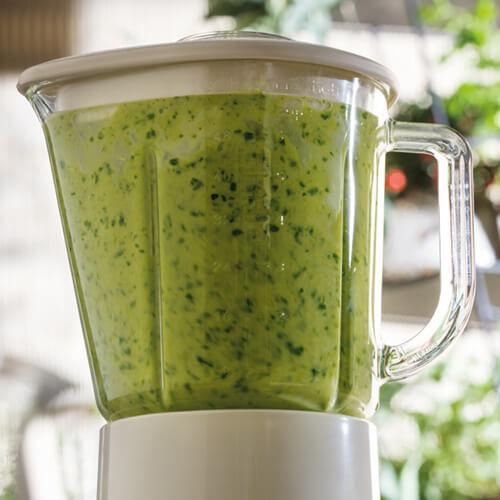 KitchenAid Artisan Blender Soft Start Function