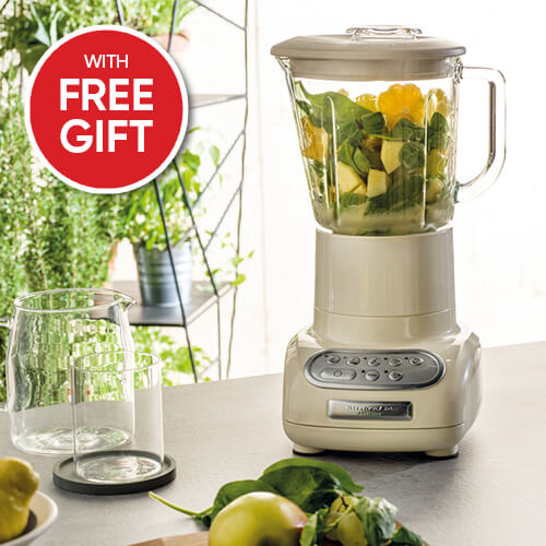 KitchenAid Artisan Blender With Culinary Jar