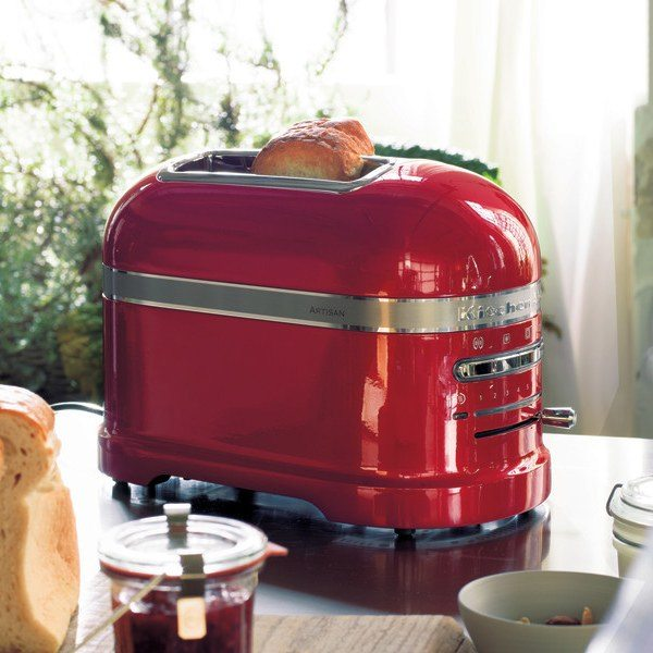 KitchenAid Artisan 2 & 4 Slice Toasters