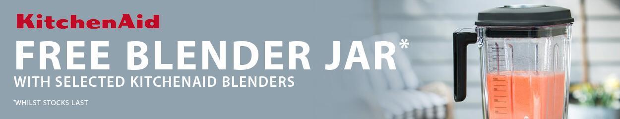 KitchenAid Blender Promotion
