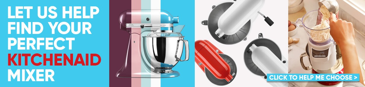 KitchenAid Mixers Help Me Choose