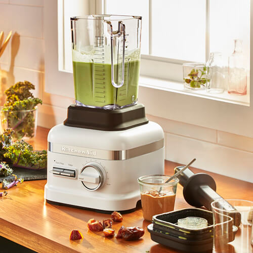 KitchenAid High Performance Blender Functions