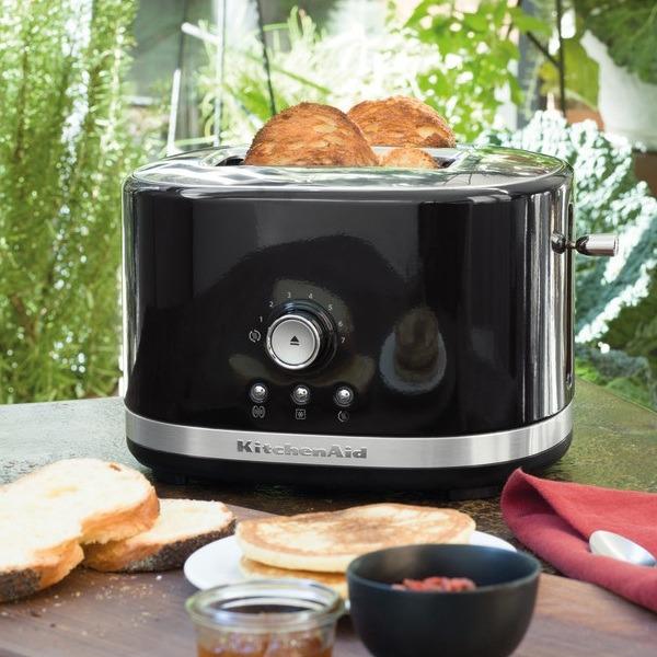 KitchenAid Manual Control Toaster