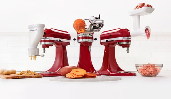 KitchenAid Mixer Accessories & Attachments