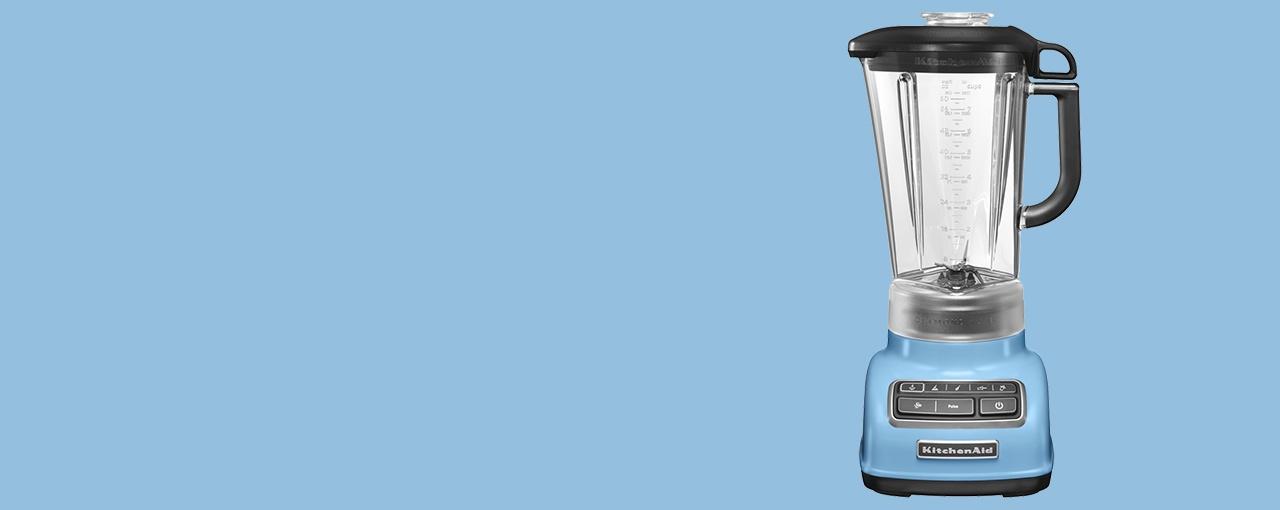 KitchenAid Velvet Blue Diamond Blender