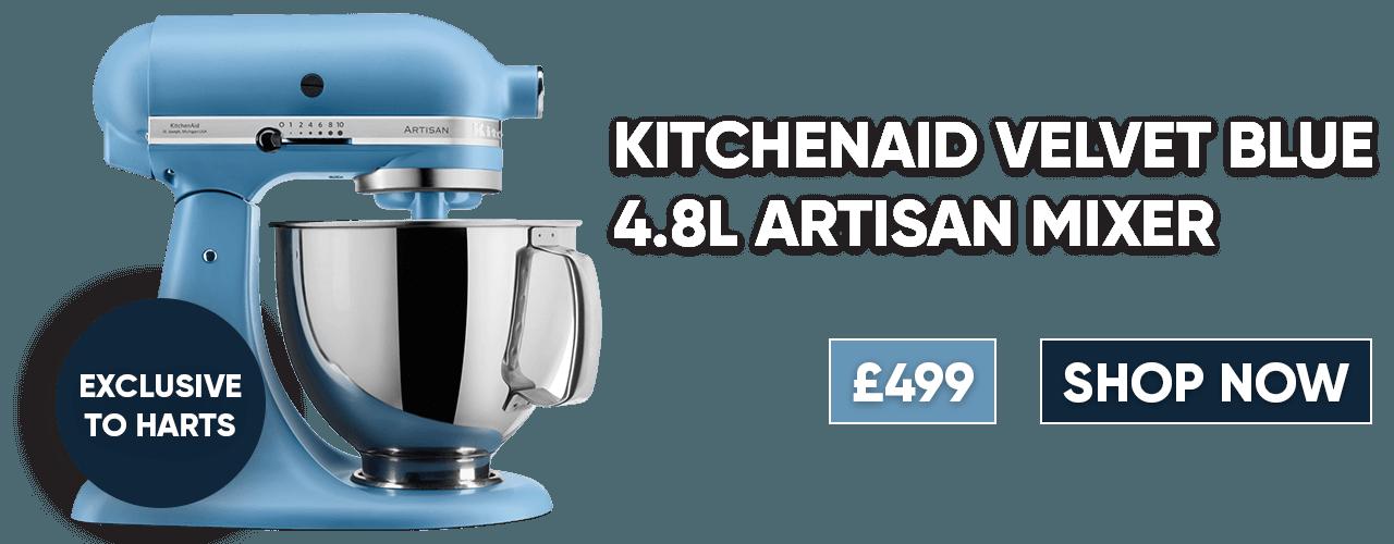 KitchenAid Velvet Blue Stand Mixer