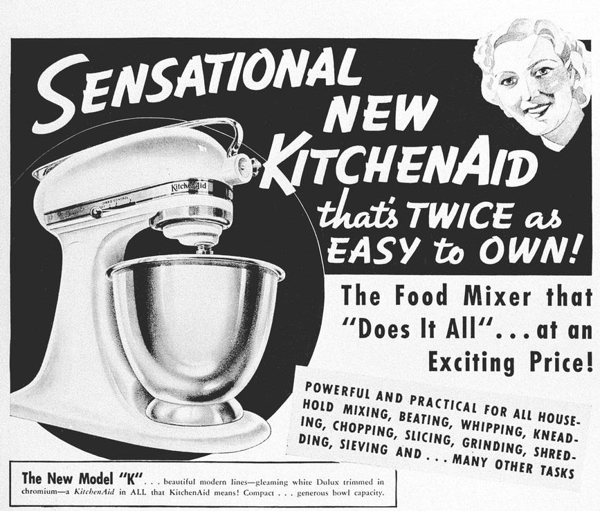 KitchenAid History