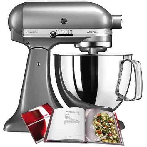 KitchenAid 125 Contour Silver Mixer