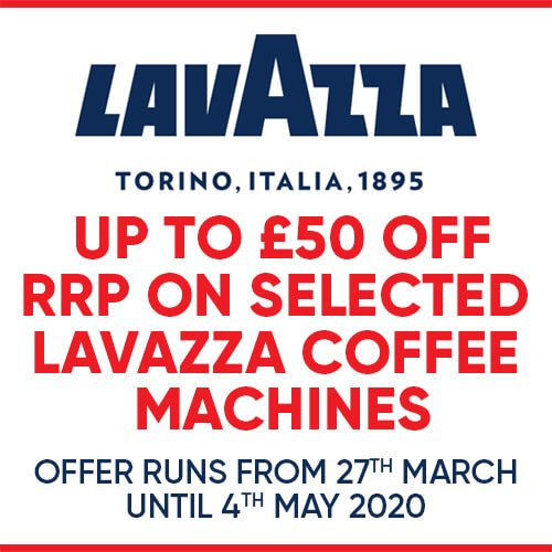 Lavazza Easter Coffee Promotion