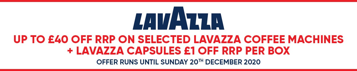 Lavazza Christmas 2020 Promotion
