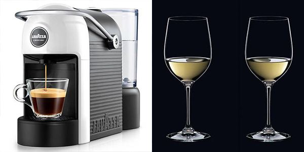 Lavazza & Riedel Xmas Demo Event