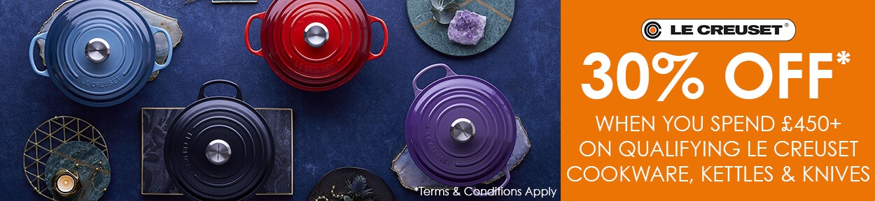 Le Creuset Build A Set Offer