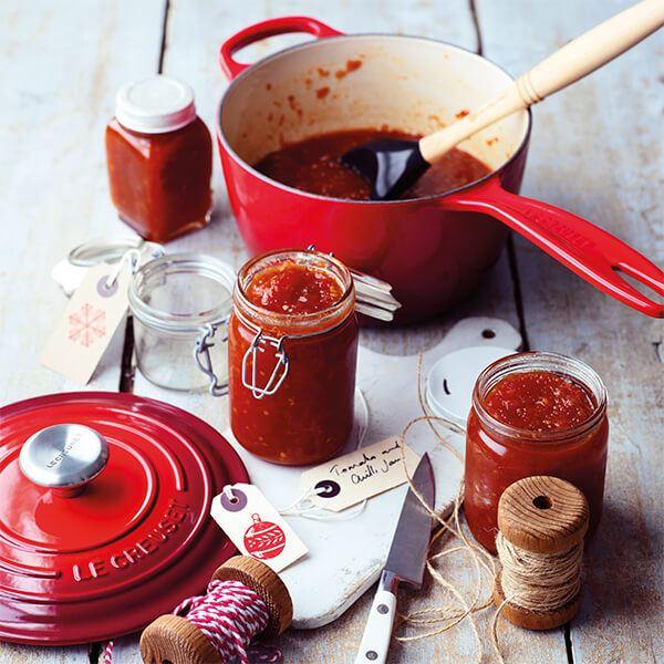 Le Creuset Cast Iron Saucepans